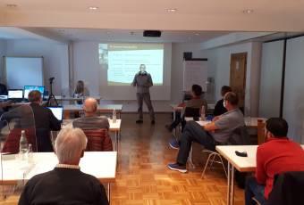 Mitgliederversammlung in Hechingen